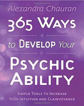Spirit Earth 365 Ways to Develop your Psychic Ability