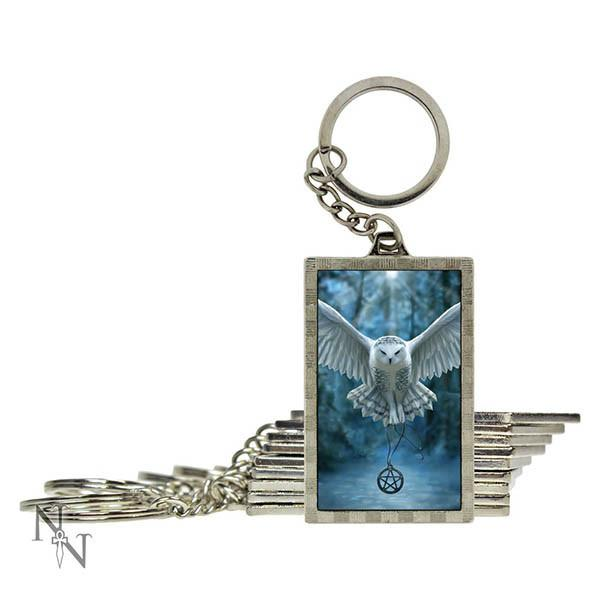 Spirit Earth 3d Awaken your Magic Keyring