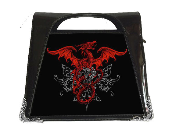 Spirit Earth 3D Draco Rosa Handbag