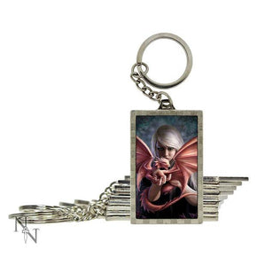 Spirit Earth 3d Dragonkin Keyring