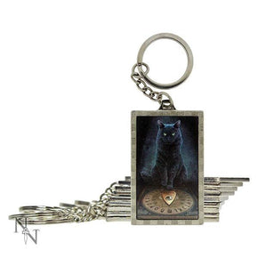 Spirit Earth 3d His Master Voice Keyring