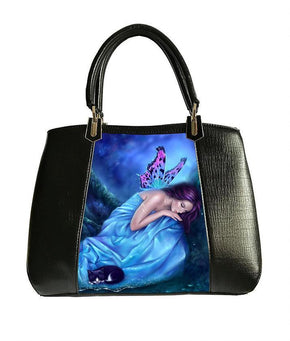 Spirit Earth 3D Serenity Handbag