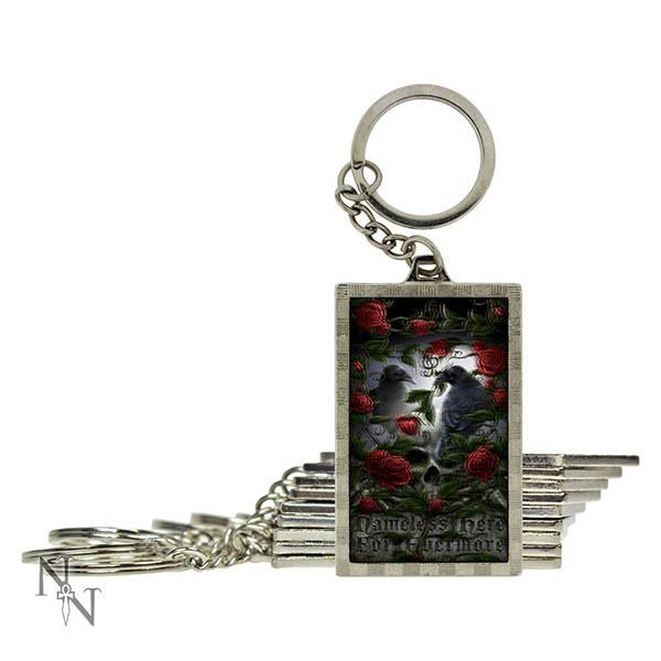 Spirit Earth 3d Sorrow of the Lost Keyring