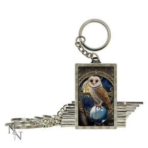 Spirit Earth 3d Spell Keeper Keyring