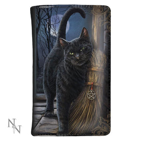 Spirit Earth A Brush with Magick Purse 14cm (LP)