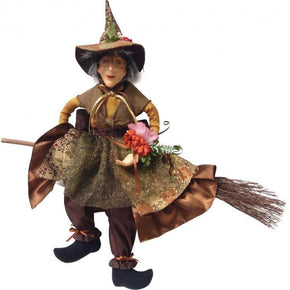 Spirit Earth Abigail - Brown 50cm