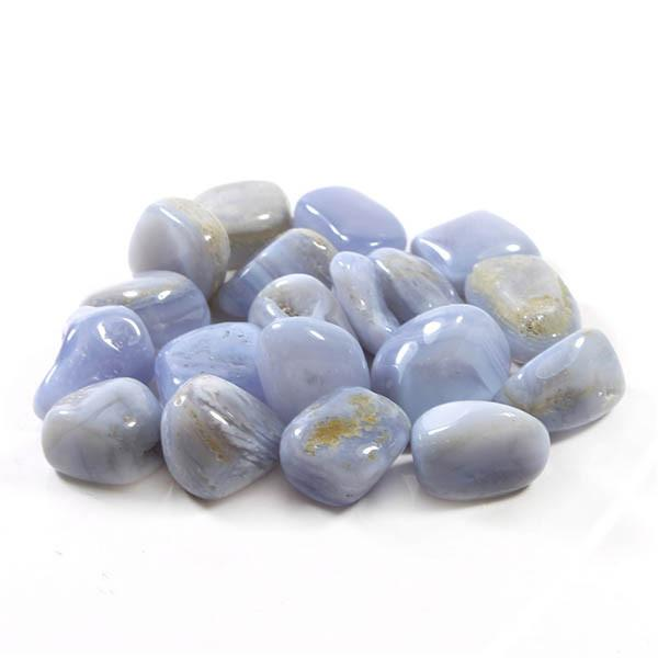 Spirit Earth Agate (Blue Lace) 10-20mm