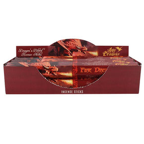 Spirit Earth Age of Dragons Fire Dragon Incense Sticks