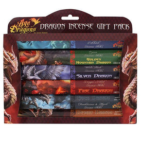 Spirit Earth Age of Dragons Selection Incense Gift Set