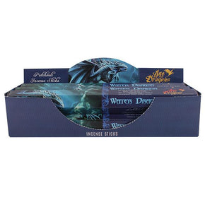 Spirit Earth Age of Dragons Water Dragon Incense Sticks