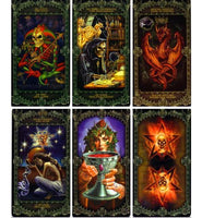 Spirit Earth Alchemy Tarot Cards