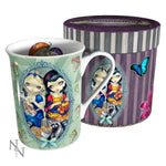 Spirit Earth Alice & Snow White Mug