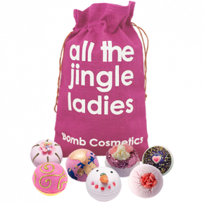 Spirit Earth All the Jingle Ladies