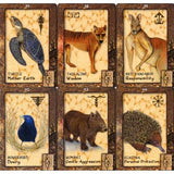 Spirit Earth Animal Dreaming Oracle Cards