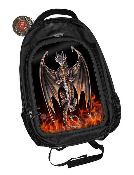 Spirit Earth Anne Stokes 3D Backpack - Dragon Warrior