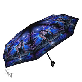 Spirit Earth Anne Stokes - Immortal Flight Umbrella