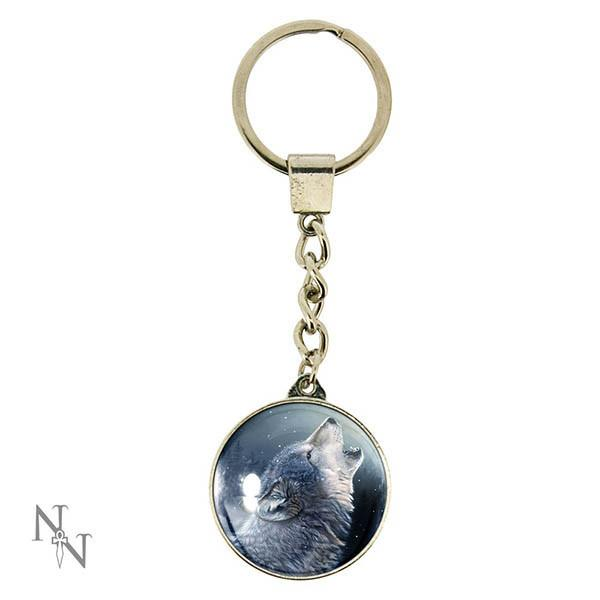 Spirit Earth Assending Song Keyring