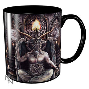 Spirit Earth Baphomet Mug