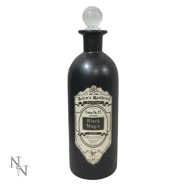 Spirit Earth Black Magic Potion Bottle