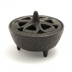 Spirit Earth Brass Bowl - Black