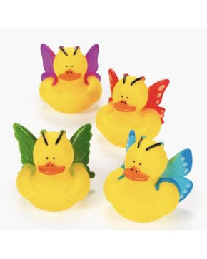 Spirit Earth Butterfly Rubber Duck