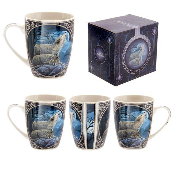 Spirit Earth By Moonlight Mug