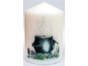 Spirit Earth Candle Witches Brew Candle 8cm