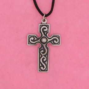 Spirit Earth Celtic Cross Pendant
