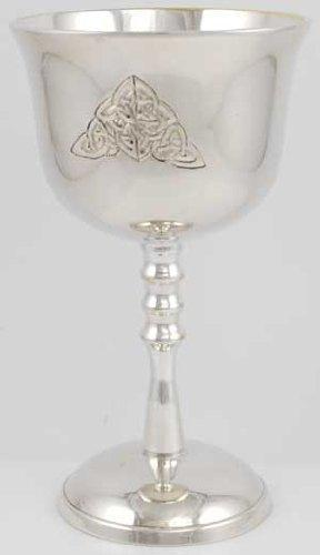 Spirit Earth Celtic Triquetra Chalice