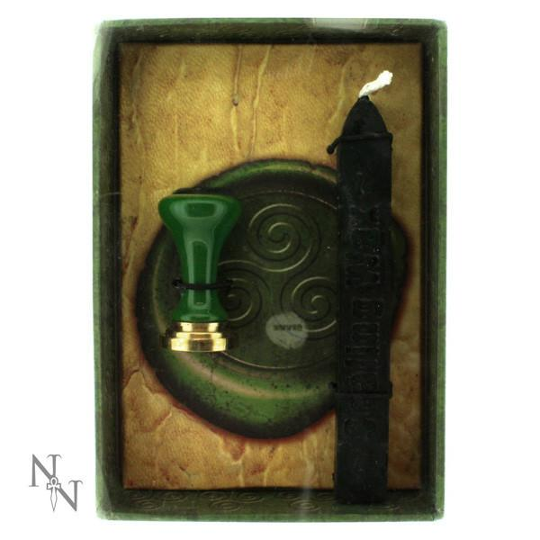 Spirit Earth Celtic Wax Seal Kit