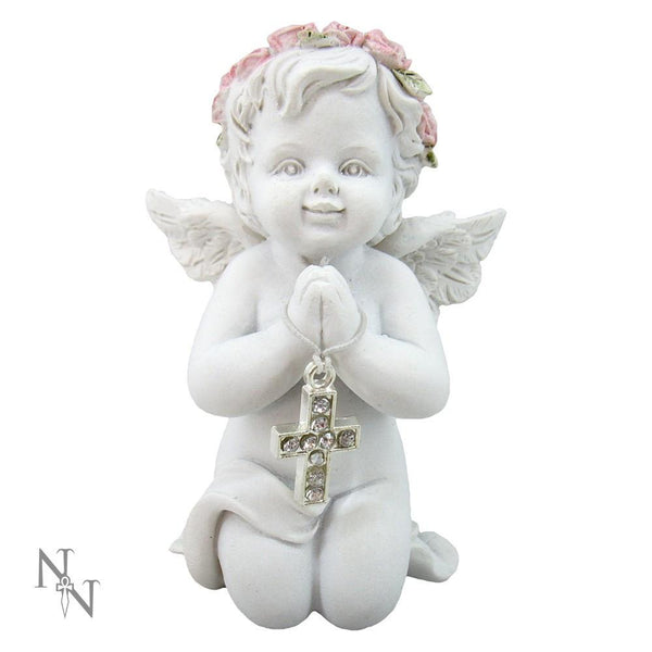 Spirit Earth cherubs Silent Wishes