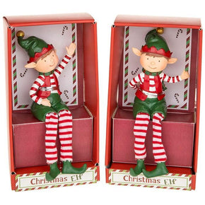 Spirit Earth Christmas Elf