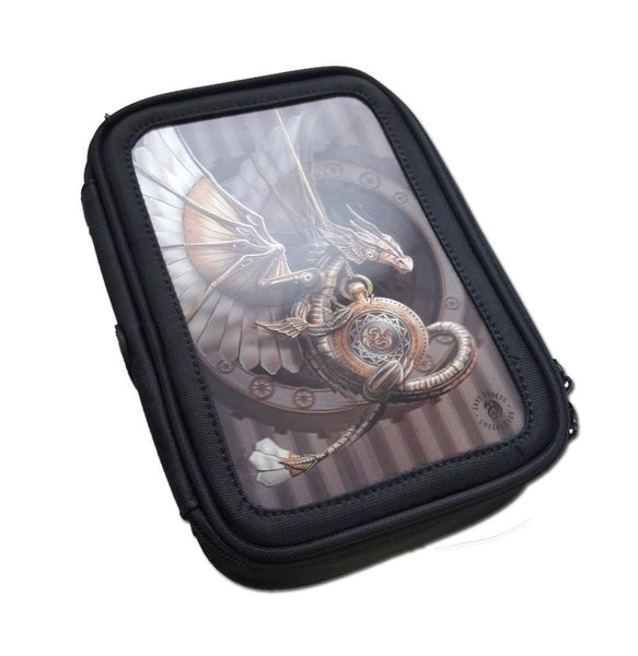 Spirit Earth Clockwork Dragon Pencil Case