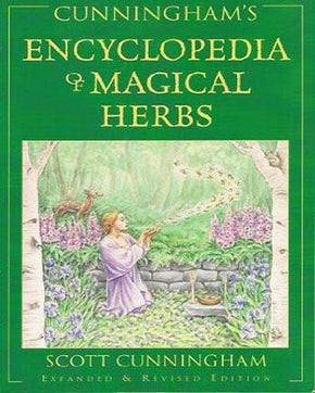 Spirit Earth Cunningham's Encyclopedia of Magical Herbs