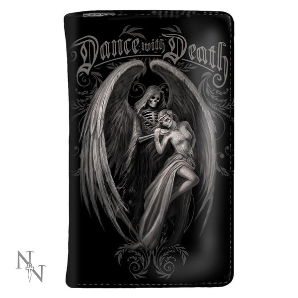 Spirit Earth Dance with Death Purse 14cm