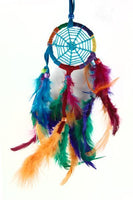 Spirit Earth Dream Catcher Spider Web  6cm
