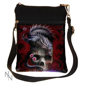 Spirit Earth Eastern Dragon Shoulder Bag (AS)