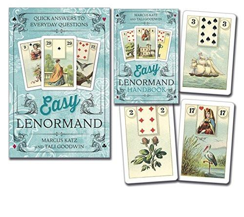 Spirit Earth Easy Lenormand