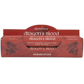 Spirit Earth Elements Dragon's Blood Incense Sticks