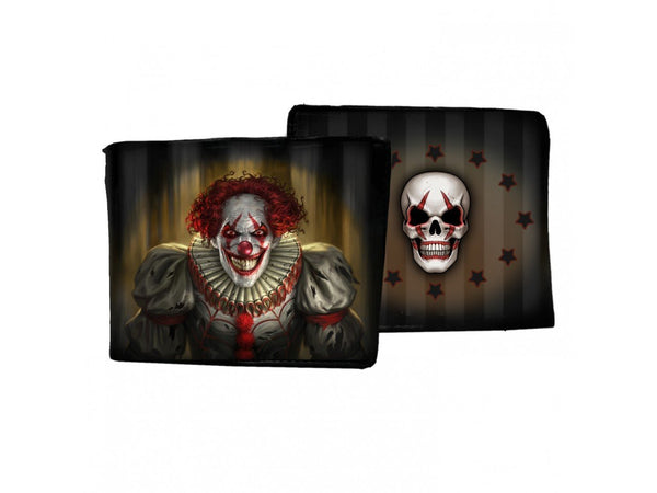 Spirit Earth Evil Clown Wallet