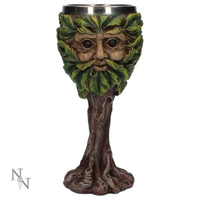 Spirit Earth Eyes of the Forest Goblet