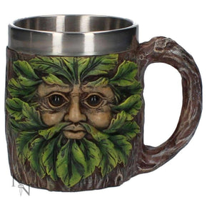 Spirit Earth Eyes of the Forest Tankard