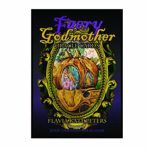Spirit Earth Faery Godmother Oracle Cards