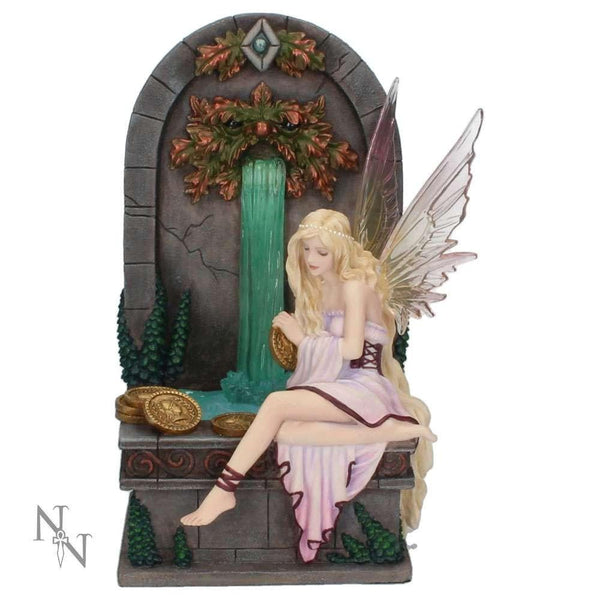 Fairy Wishing Well Spirit Earth
