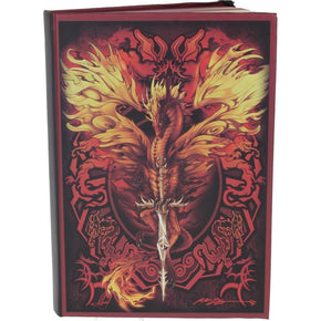 Spirit Earth Flame Blade Journal