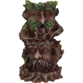 Spirit Earth Forest Elders Backflow Incense Holder
