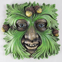 Spirit Earth Forest King Wall Plaque