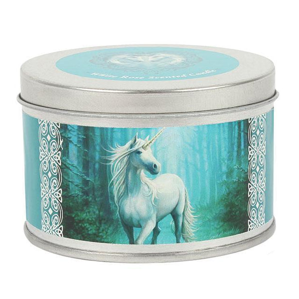Spirit Earth Forest Unicorn Candle