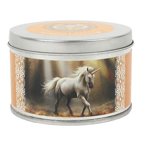 Spirit Earth Glimpse of a Unicorn Candle