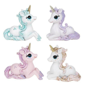 Spirit Earth Glitter Unicorn